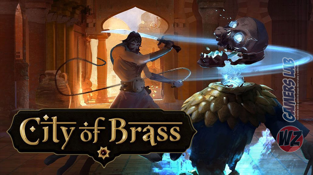 City of Brass ya disponible en WZ Gamers Lab - La revista digital online de videojuegos free to play y Hardware PC