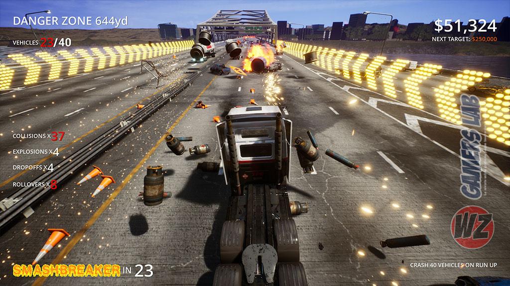 Burnout a precio de dos en WZ Gamers Lab - La revista digital online de videojuegos free to play y Hardware PC