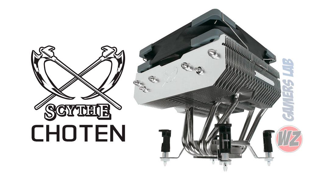 Scythe Choten en WZ Gamers Lab - La revista de videojuegos, free to play y hardware PC digital online