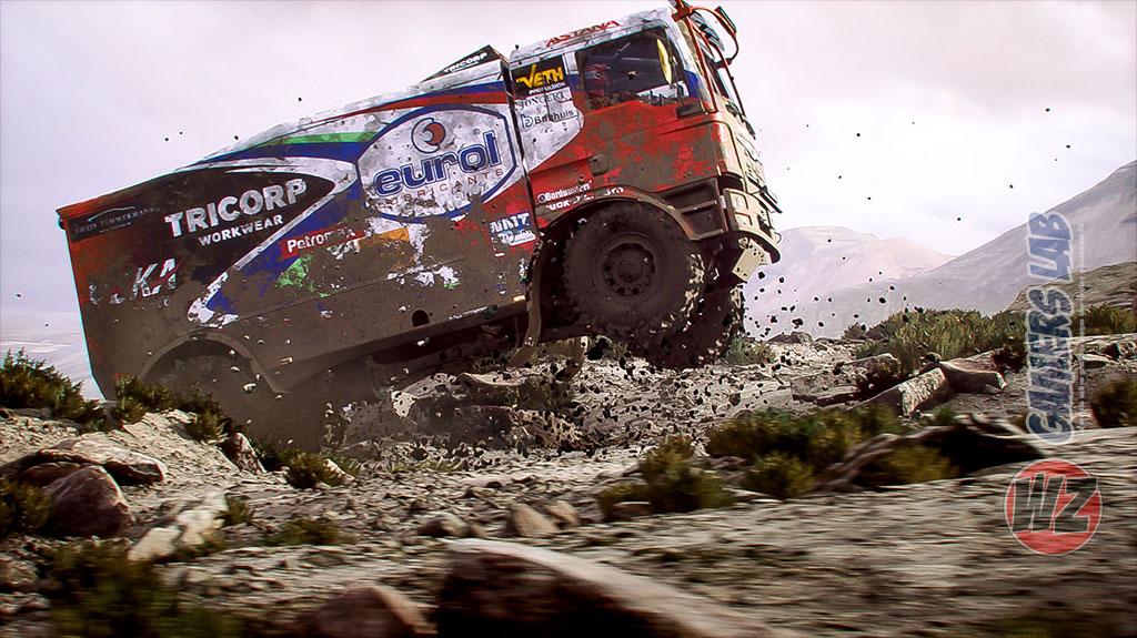 Dakar 18 ya tiene fecha de salida en WZ Gamers Lab - La revista digital online de videojuegos free to play y Hardware PC
