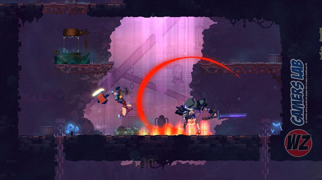 Dead Cells tendrá mods en WZ Gamers Lab - La revista digital online de videojuegos free to play y Hardware PC
