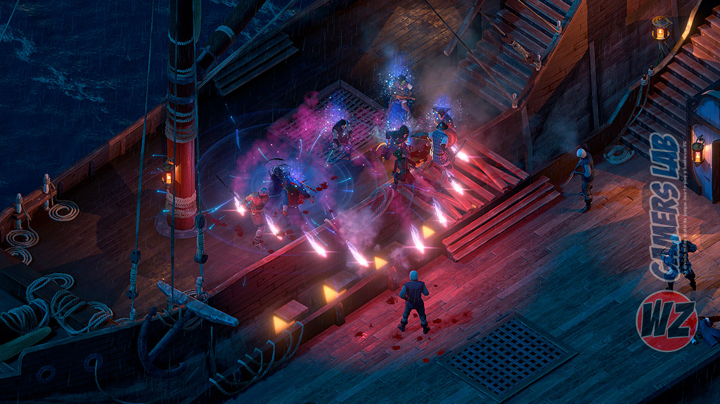 Pillars of Eternity II: Deadfire Ya disponible en WZ Gamers Lab - La revista de videojuegos, free to play y hardware PC digital online