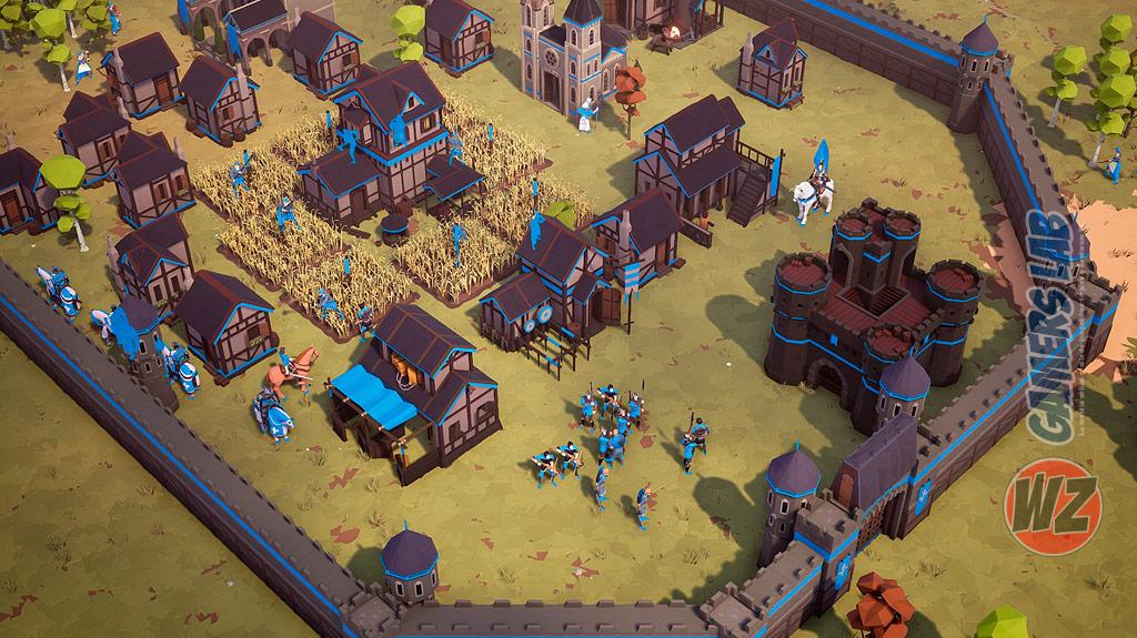 Construye tu ejercito en Empires Apart en WZ Gamers Lab - La revista de videojuegos, free to play y hardware PC digital online