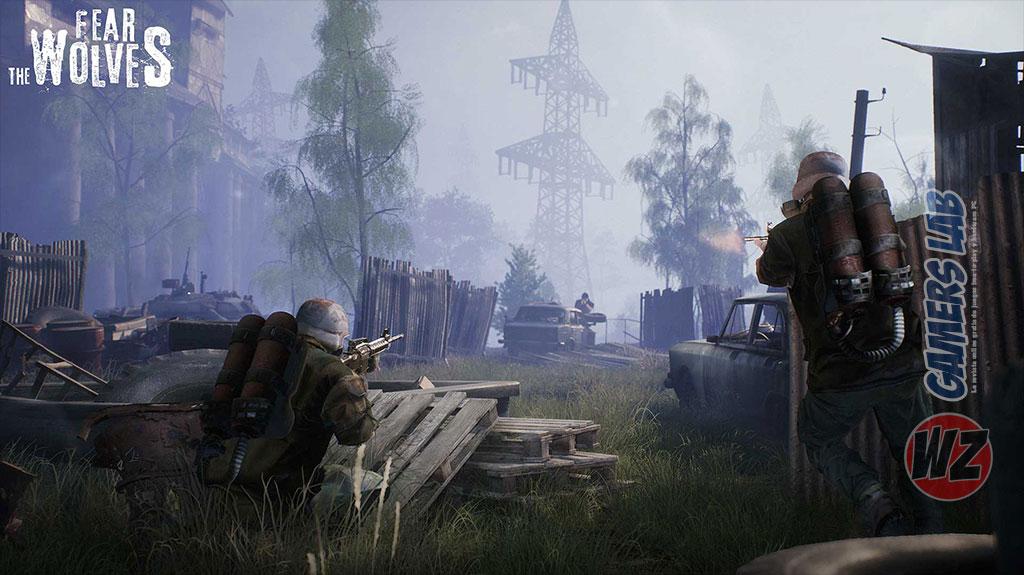Fear the Wolves es el nuevo BR en WZ Gamers Lab - La revista digital online de videojuegos free to play y Hardware PC