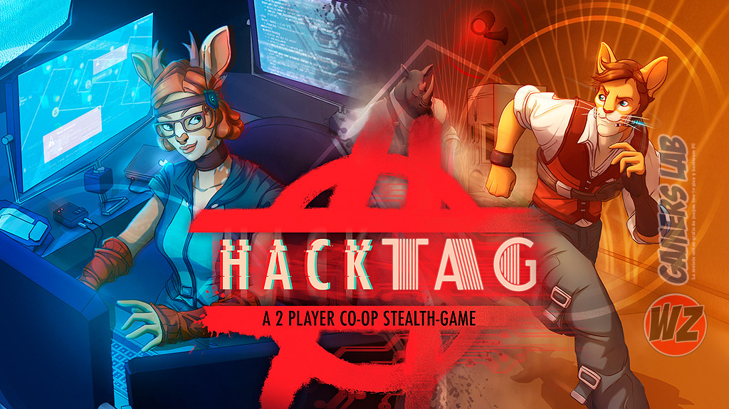 Sé un Espía o un Hacker en Hacktag en WZ Gamers Lab - La revista de videojuegos, free to play y hardware PC digital online