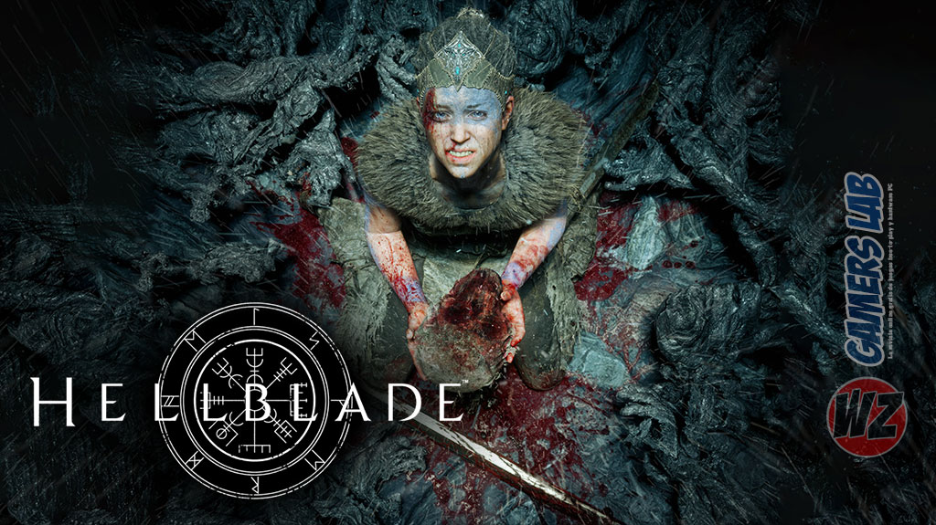 Hellblade es el rey de la noche en WZ Gamers Lab - La revista digital online de videojuegos free to play y Hardware PC