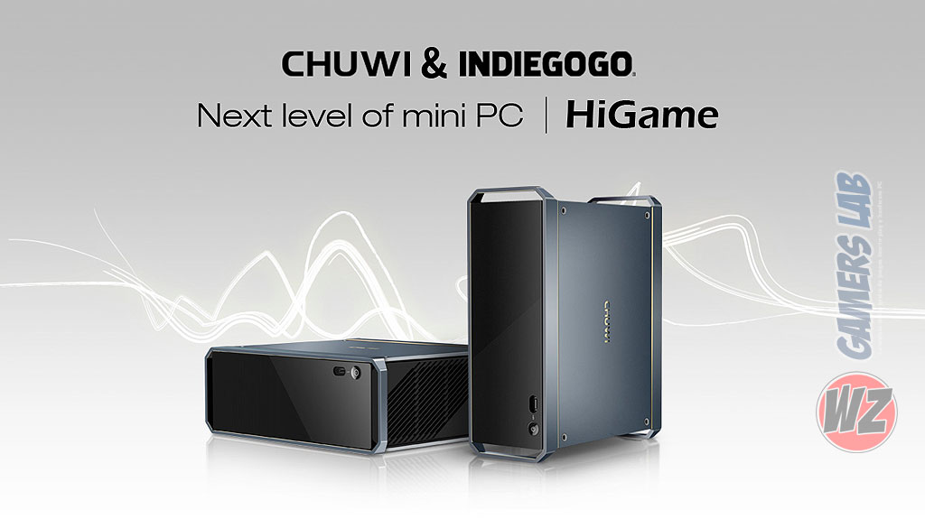 Chuwi HiGame en WZ Gamers Lab - La revista de videojuegos, free to play y hardware PC digital online