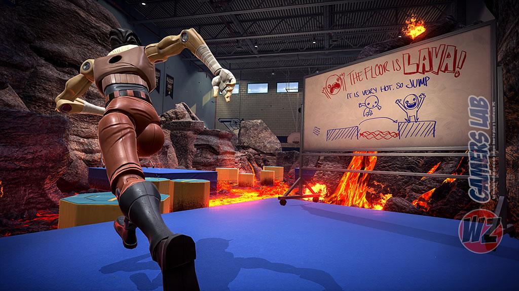 Hot Lava tiene nuevo tráiler en WZ Gamers Lab - La revista digital online de videojuegos free to play y Hardware PC