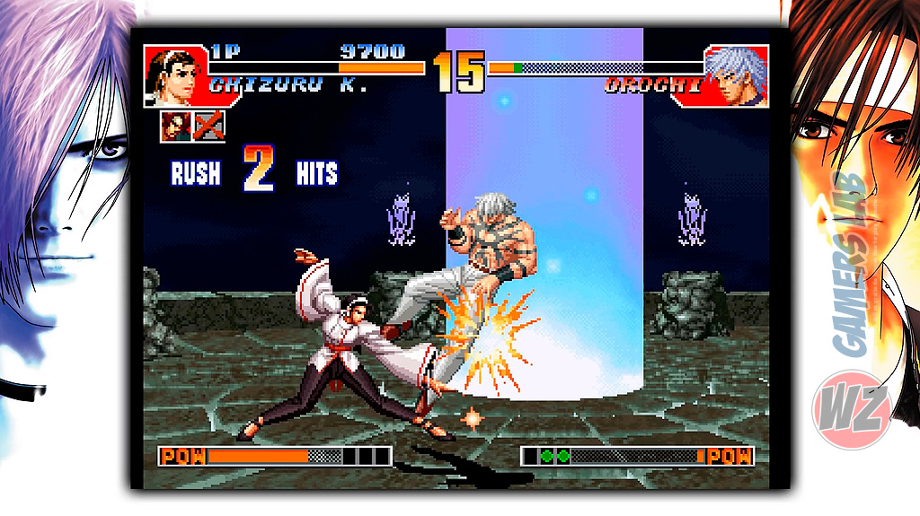 Ya disponible THE KING OF FIGHTERS '97 GLOBAL MATCH en WZ Gamers Lab - La revista de videojuegos, free to play y hardware PC digital online