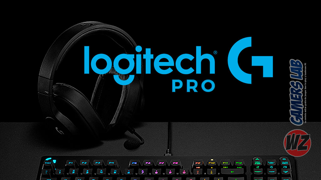 Logitech G Pro en WZ Gamers Lab - La revista de videojuegos, free to play y hardware PC digital online