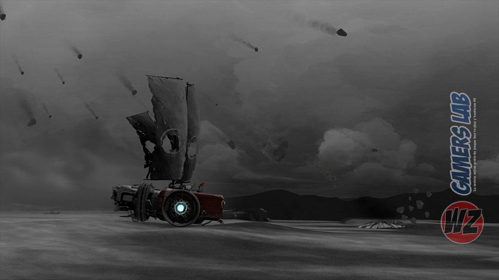 FAR: Lone Sails ya está disponible en WZ Gamers Lab - La revista digital online de videojuegos free to play y Hardware PC