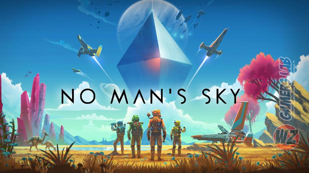 No Man's Sky tendrá online en WZ Gamers Lab - La revista digital online de videojuegos free to play y Hardware PC