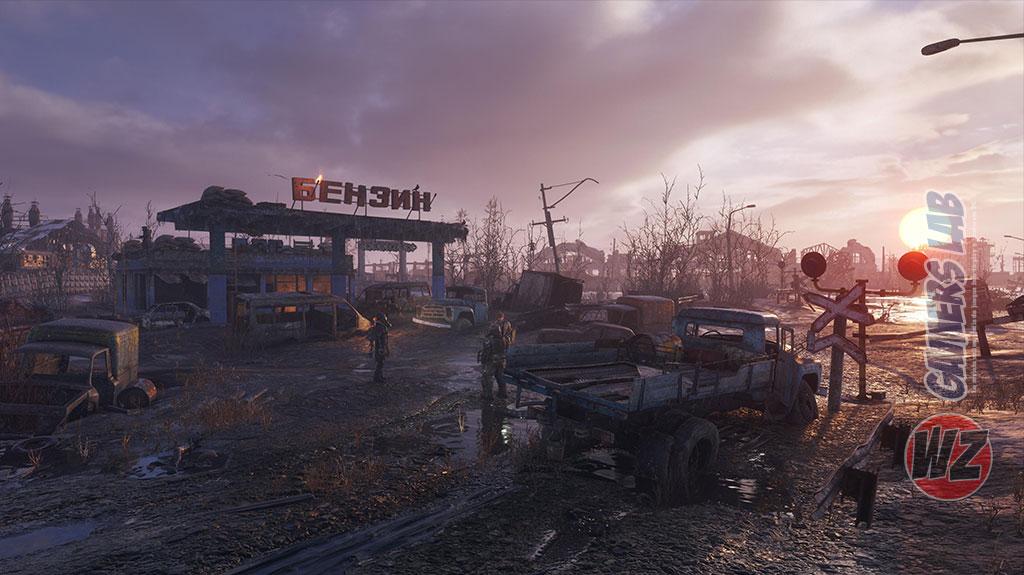 Metro no tendrá misiones secundarias en WZ Gamers Lab - La revista digital online de videojuegos free to play y Hardware PC