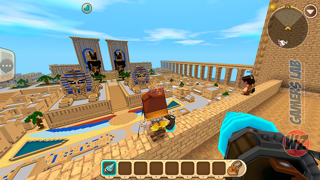 Construye tu mundo en Mini World: Block Art en WZ Gamers Lab - La revista de videojuegos, free to play y hardware PC digital online