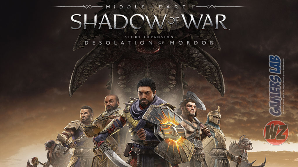 Shadow of War y su DLC en WZ Gamers Lab - La revista digital online de videojuegos free to play y Hardware PC