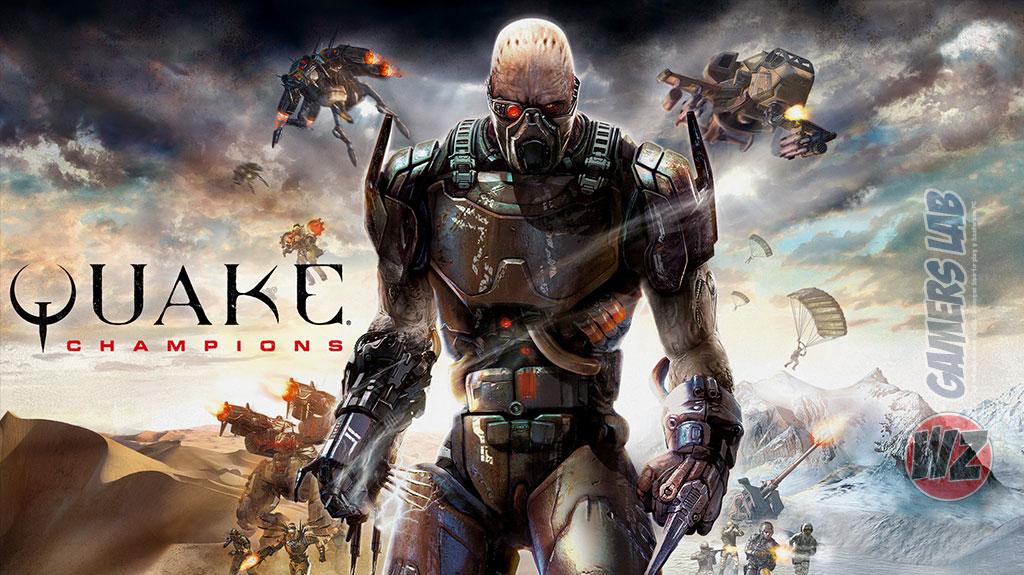 Quake Championes tiene nuevo contenido en WZ Gamers Lab - La revista digital online de videojuegos free to play y Hardware PC