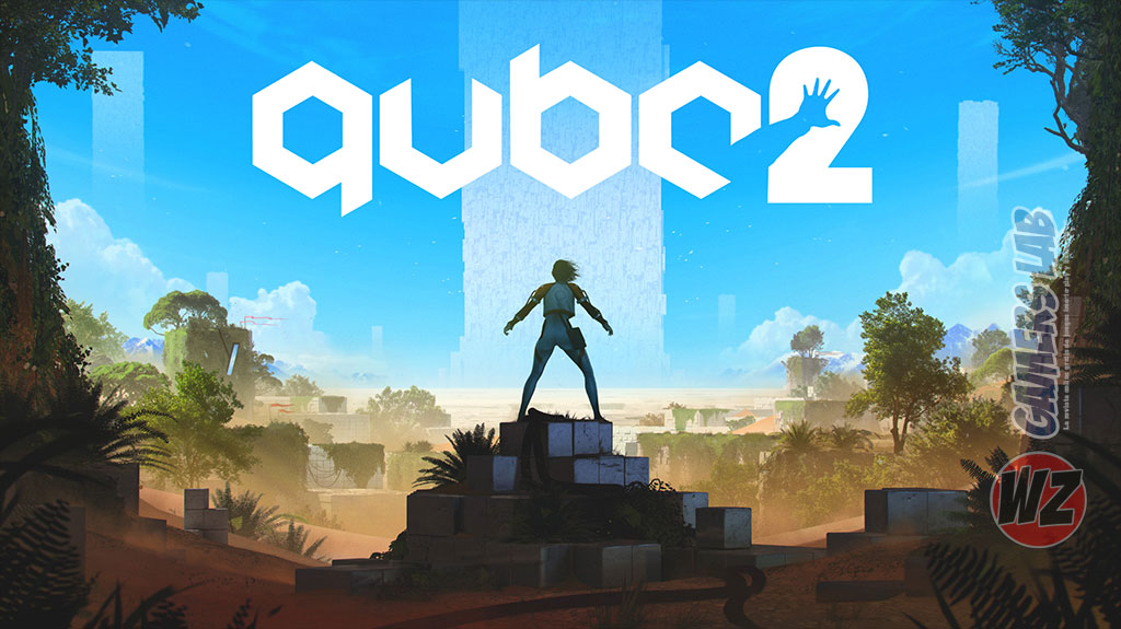 Q.U.B.E 2 ya disponible en WZ Gamers Lab - La revista digital online de videojuegos free to play y Hardware PC