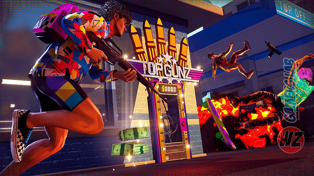 Un Battle Royal diferente con Radical Heights en WZ Gamers Lab - La revista de videojuegos, free to play y hardware PC digital online