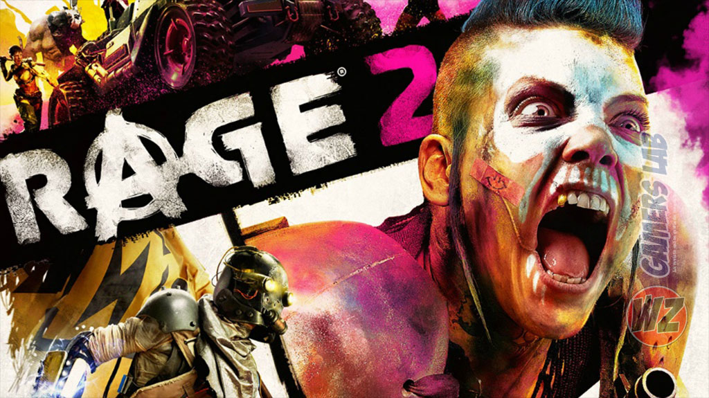 Los videos de Rage 2 en WZ Gamers Lab - La revista digital online de videojuegos free to play y Hardware PC