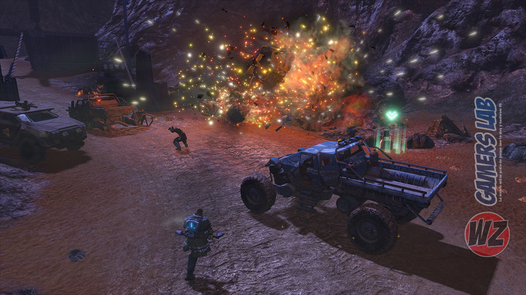 Red Faction: Guerrilla Remarstered tiene fecha en WZ Gamers Lab - La revista digital online de videojuegos free to play y Hardware PC
