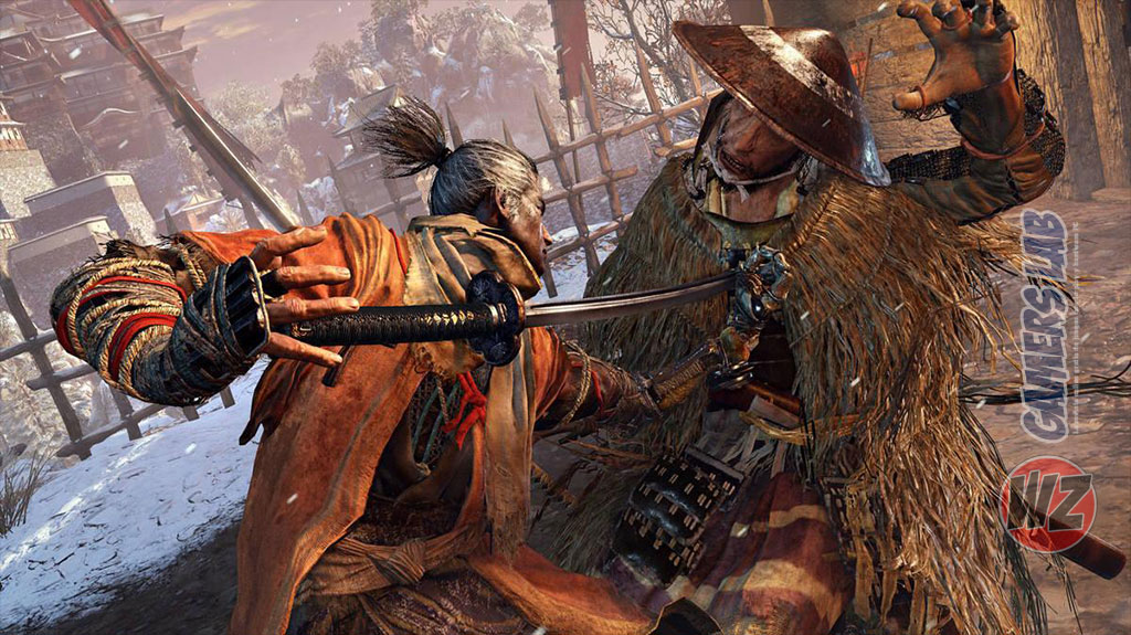 Sekiro y sus animaciones en WZ Gamers Lab - La revista digital online de videojuegos free to play y Hardware PC
