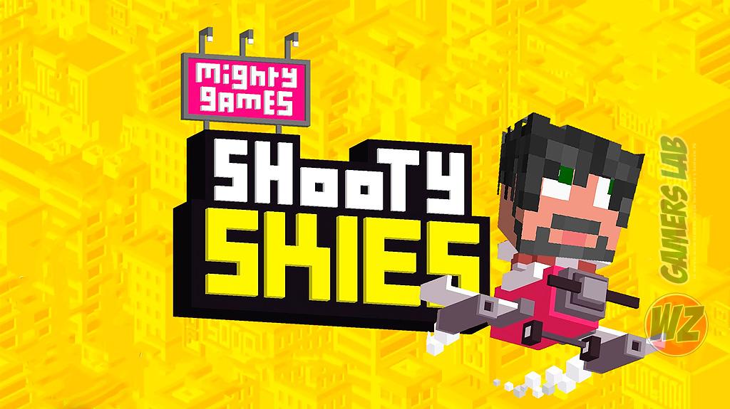 Desafía tus límites con Shooty Skies en WZ Gamers Lab - La revista de videojuegos, free to play y hardware PC digital online