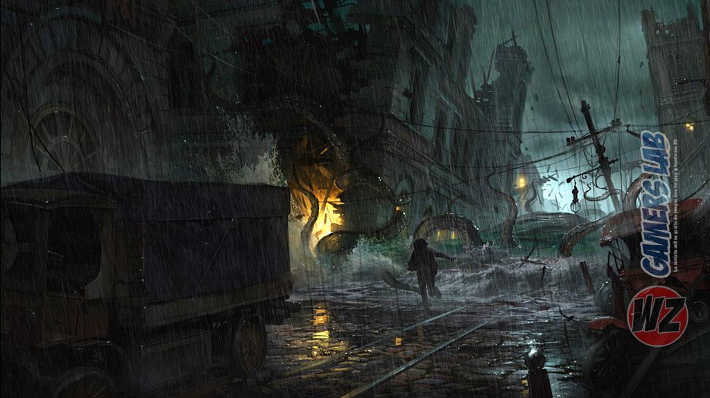 Novedades de The Sinking City en WZ Gamers Lab - La revista digital online de videojuegos free to play y Hardware PC