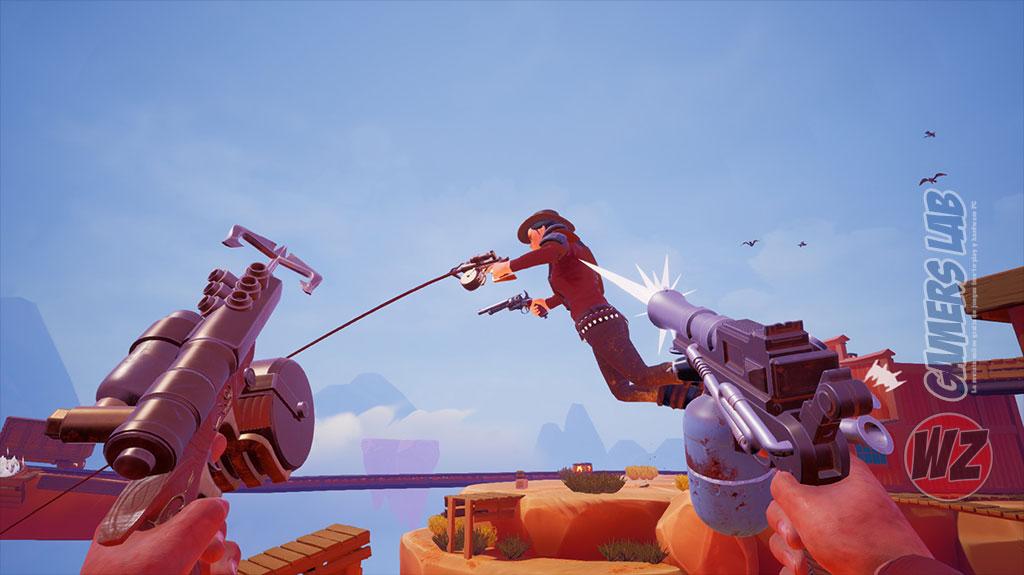Sky Noon tendrá beta cerrada en WZ Gamers Lab - La revista digital online de videojuegos free to play y Hardware PC