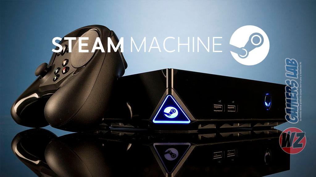 El adiós de Steam Machine en WZ Gamers Lab - La revista de videojuegos, free to play y hardware PC digital online