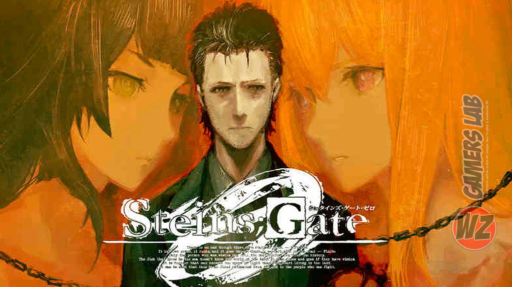 Aventura y anime en STEINS;GATE 0 en WZ Gamers Lab - La revista de videojuegos, free to play y hardware PC digital online