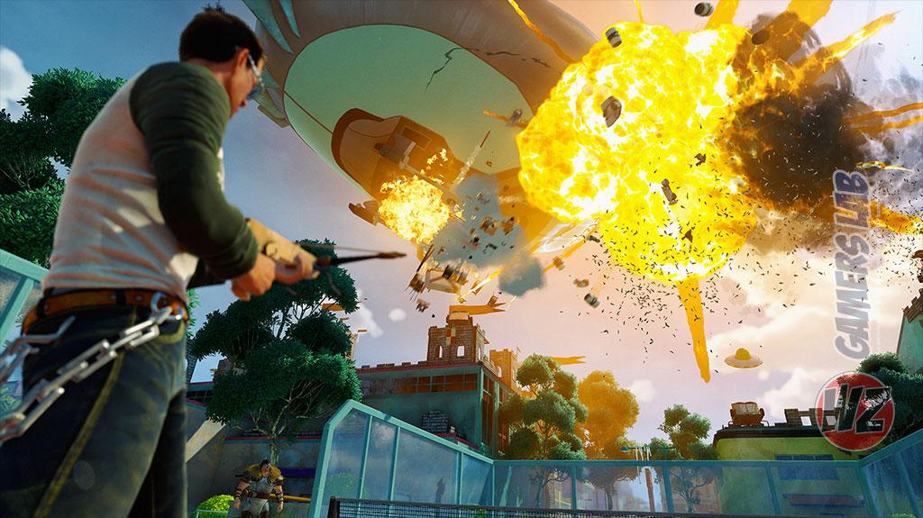 Filtrado Sunset Overdrive para PC en WZ Gamers Lab - La revista digital online de videojuegos free to play y Hardware PC