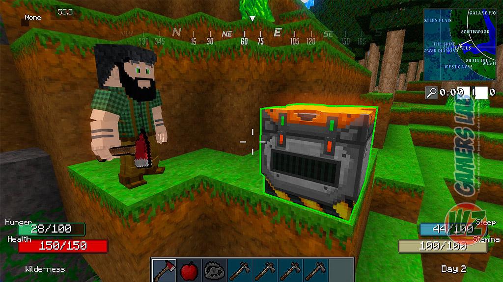 Sobrevive en Survival Games en WZ Gamers Lab - La revista de videojuegos, free to play y hardware PC digital online