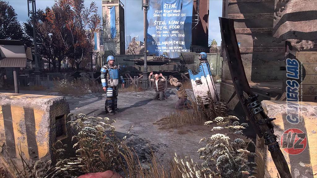 Dying Light 2 con guionistas de The Witcher 3 en WZ Gamers Lab - La revista digital online de videojuegos free to play y Hardware PC
