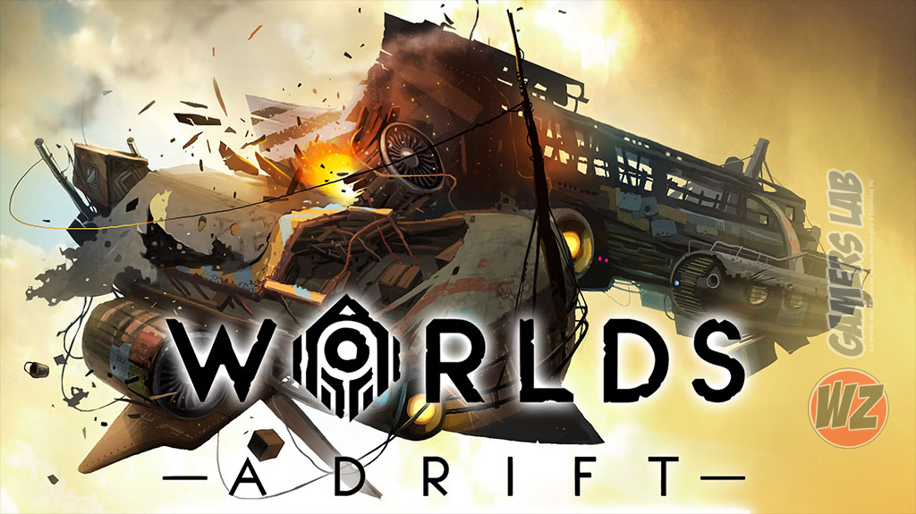 World Adrift ya disponible en WZ Gamers Lab - La revista digital online de videojuegos free to play y Hardware PC