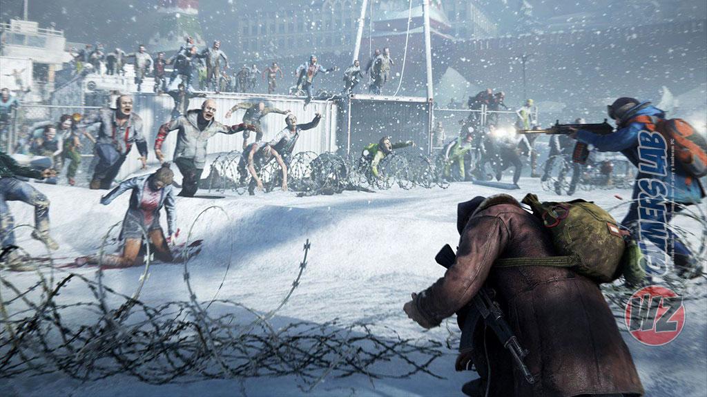 World War Z tiene nuevo gameplay en WZ Gamers Lab - La revista digital online de videojuegos free to play y Hardware PC