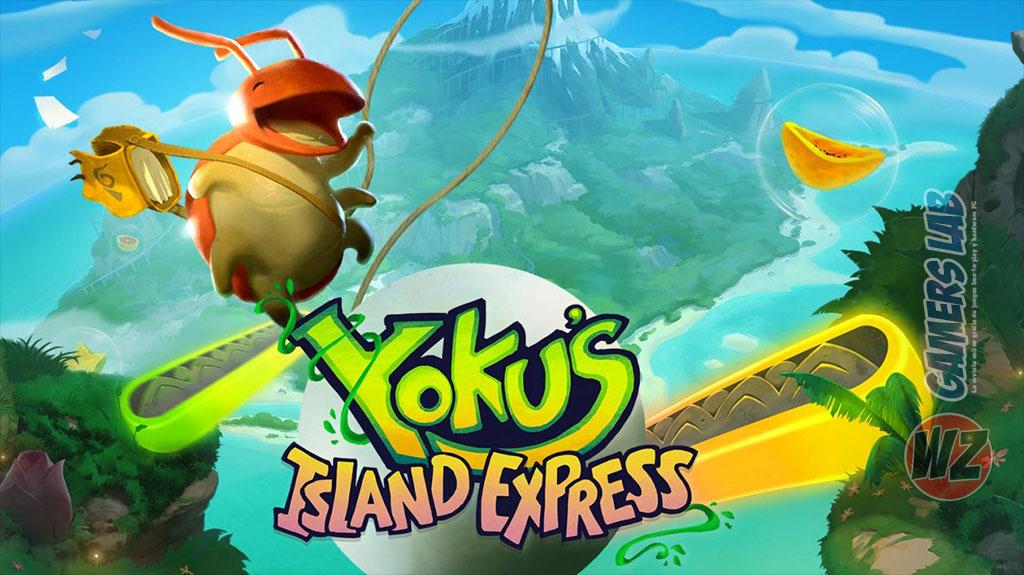 Yoku's Island Express ya está a la venta en WZ Gamers Lab - La revista digital online de videojuegos free to play y Hardware PC