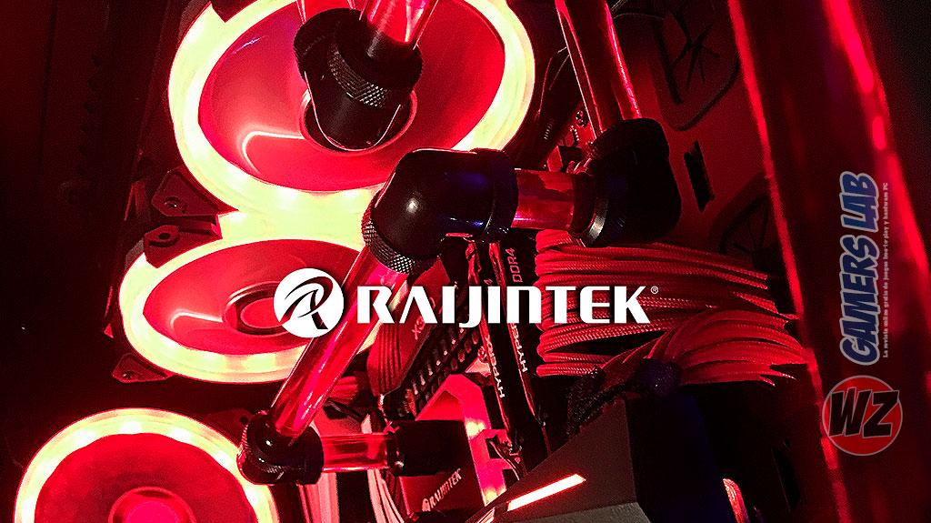 Raijintek ZOFOS Evo en WZ Gamers Lab - La revista de videojuegos, free to play y hardware PC digital online