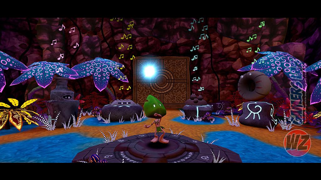 Explora la isla paradisiaca y mágica de Kaikala en A Rite from the Stars en WZ Gamers Lab - La revista de videojuegos, free to play y hardware PC digital online