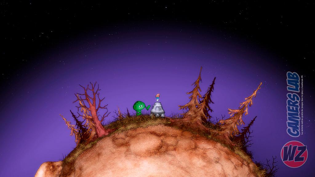 Llega ADIOS Amigos, basado en leyes astrofísicas reales en WZ Gamers Lab - La revista de videojuegos, free to play y hardware PC digital online