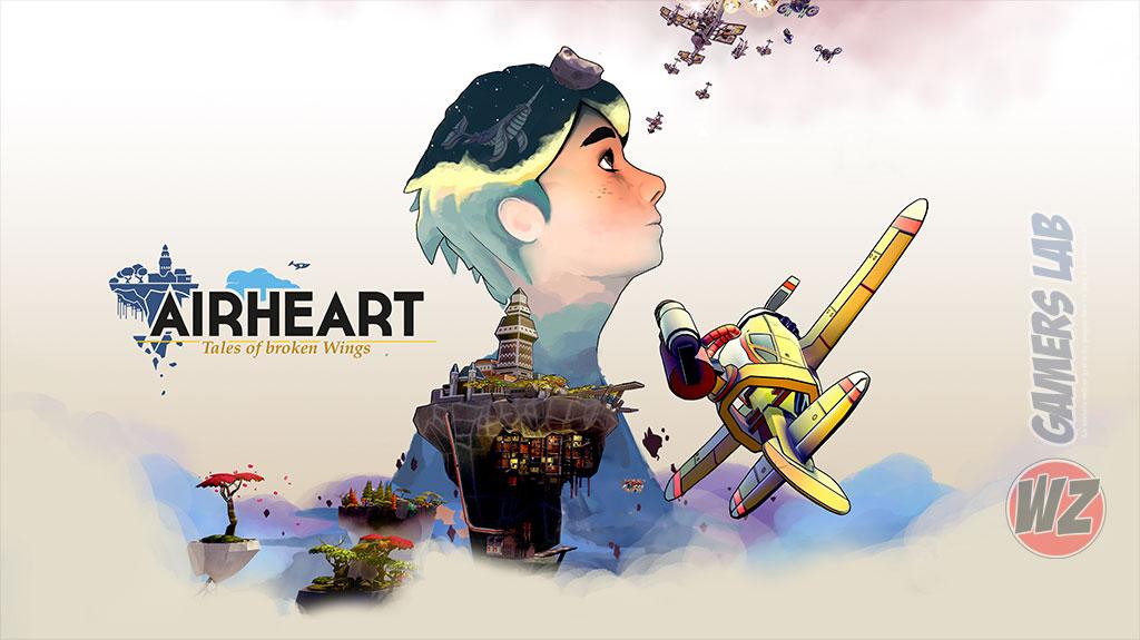 Airheart ya está disponible en WZ Gamers Lab - La revista digital online de videojuegos free to play y Hardware PC