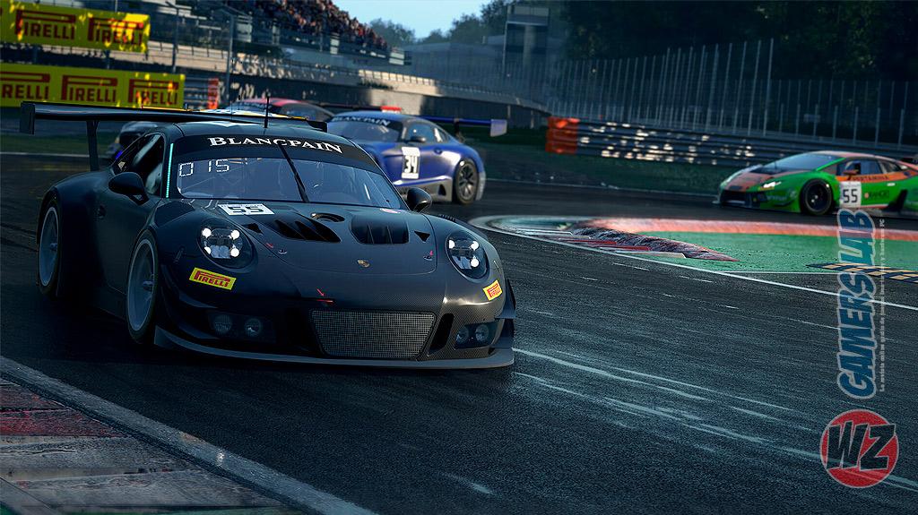 Assetto Corsa Competizione ya disponible en WZ Gamers Lab - La revista de videojuegos, free to play y hardware PC digital online