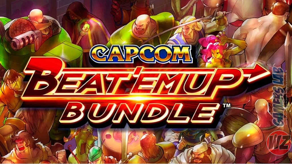 Capcom beat'em Up Bundle ya disponible en WZ Gamers Lab - La revista de videojuegos, free to play y hardware PC digital online