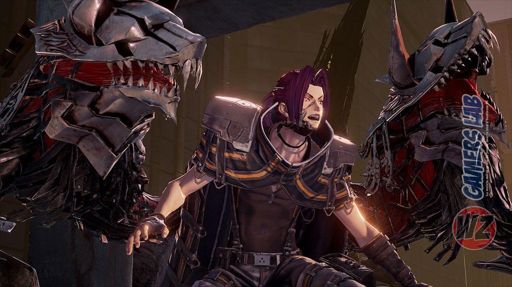 Code Vein se retrasa hasta 2019 en WZ Gamers Lab - La revista digital online de videojuegos free to play y Hardware PC