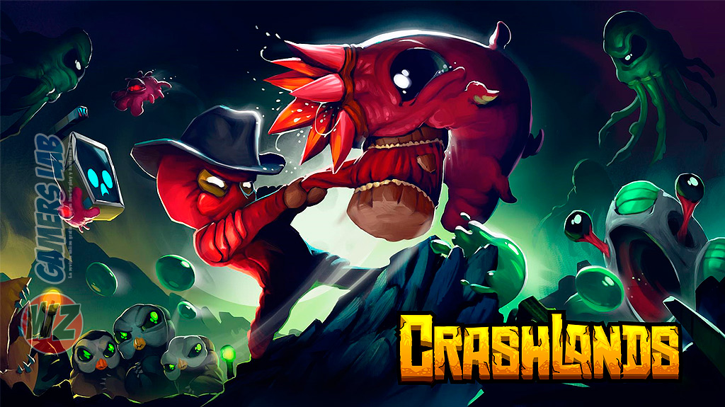Disfruta de Crashlands ahora en cooperativo de 2 players en WZ Gamers Lab - La revista de videojuegos, free to play y hardware PC digital online