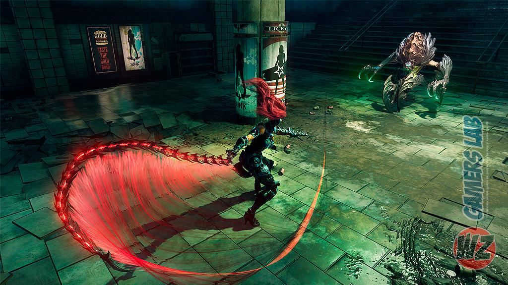 Darksiders III sale el 27 de noviembre en WZ Gamers Lab - La revista digital online de videojuegos free to play y Hardware PC