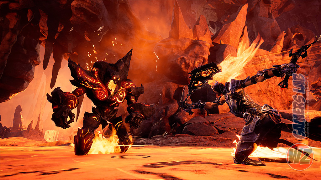 Darksiders III ya disponible en WZ Gamers Lab - La revista de videojuegos, free to play y hardware PC digital online