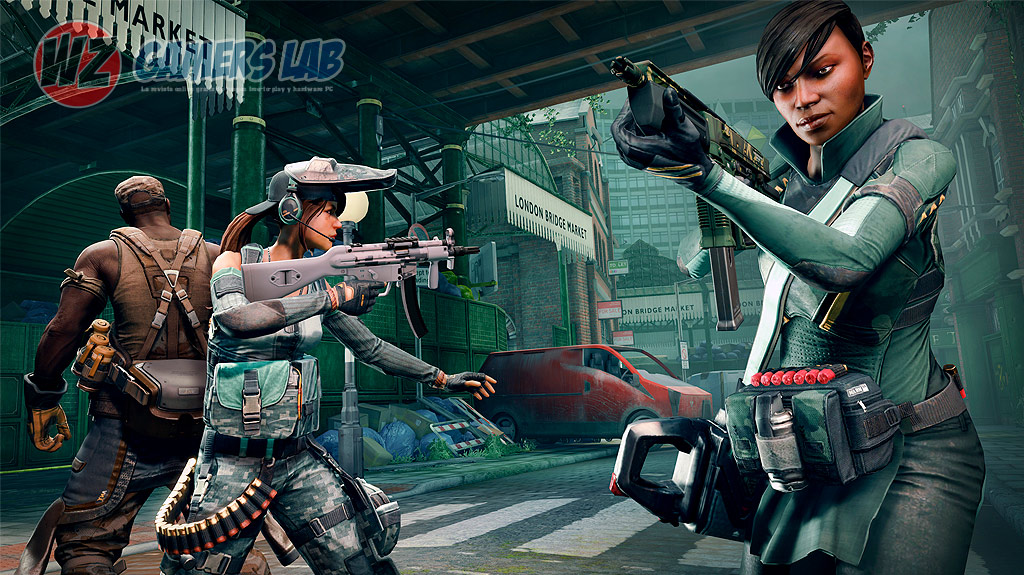 Dirty Bomb alcanza por fin su versión 1.0 en WZ Gamers Lab - La revista de videojuegos, free to play y hardware PC digital online