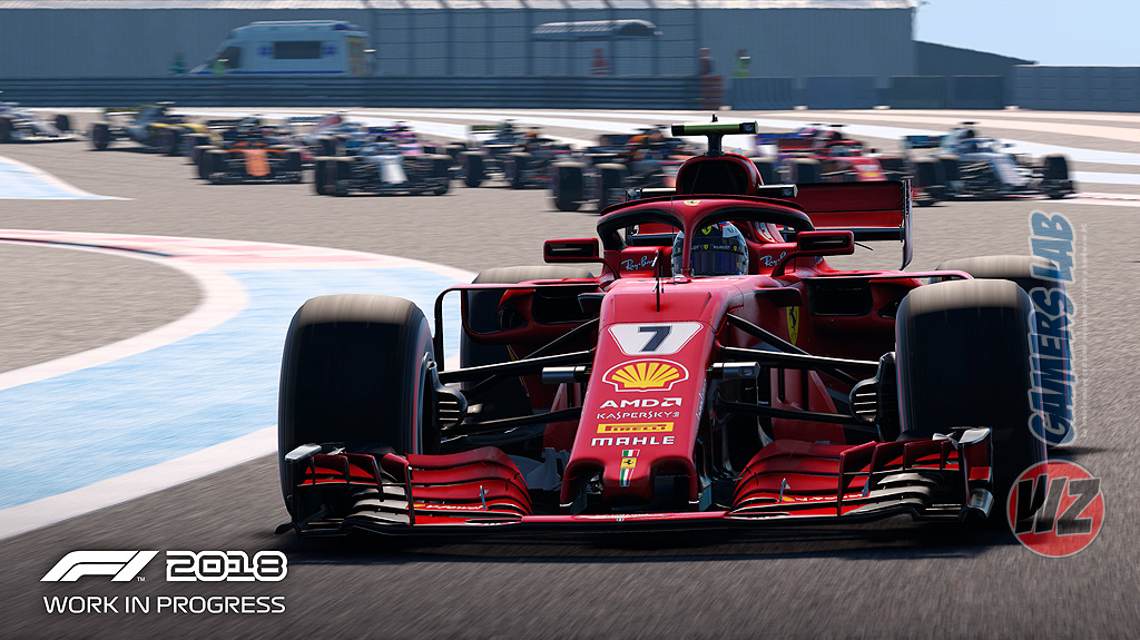 Vuelve la adrenalina con F1 2018 en WZ Gamers Lab - La revista de videojuegos, free to play y hardware PC digital online