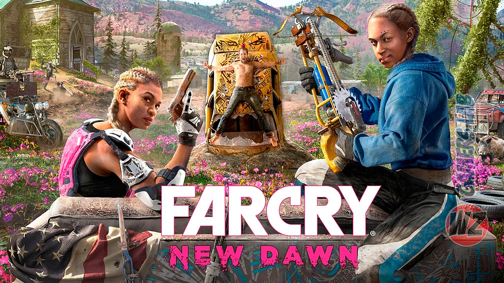 Far Cry® New Dawn llegará el próximo febrero de 2019 en WZ Gamers Lab - La revista de videojuegos, free to play y hardware PC digital online