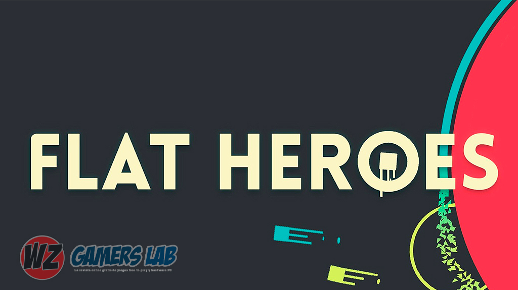 Descubre niveles de supervivencia imposible en Flat Heroes en WZ Gamers Lab - La revista de videojuegos, free to play y hardware PC digital online